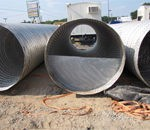 corrugated steel pipe water quality