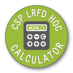 CSP LRFD HO Calculator