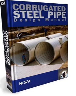corrugated steel pipe design manual