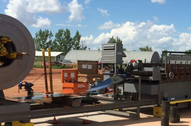 mobile CSP manufacturing mill