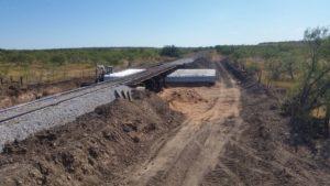 Texas Pacifico Bridge Replacement 1