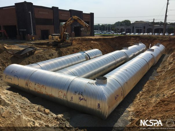 storm sewer system