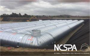rainwater storage retention systems