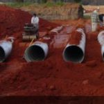 stormwater management system swms aluminized sand filter underground detention system
