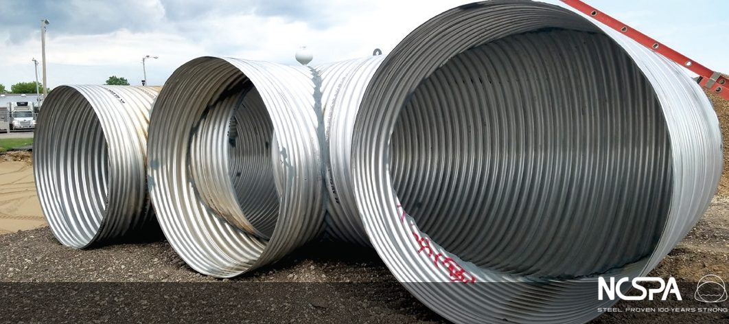 Find Corrugated Steel Pipe (CSP) Projects | The Real Deal on