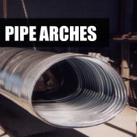 Pipe Arches Button