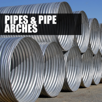 Pipes and Pipe Arches Button