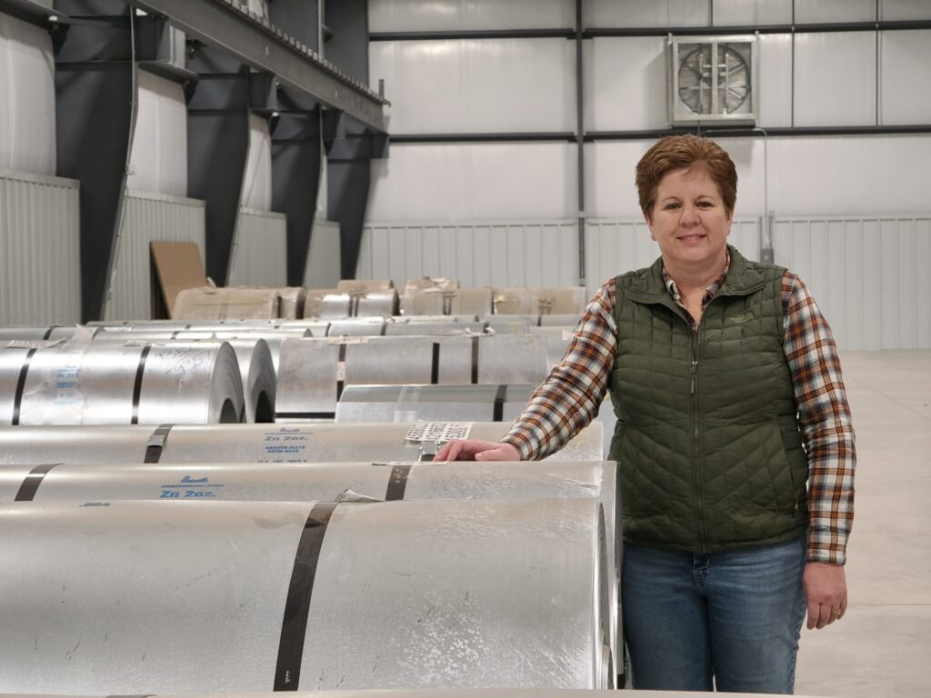 NCSPA Women of Steel Margie Doeden J & J Drainage